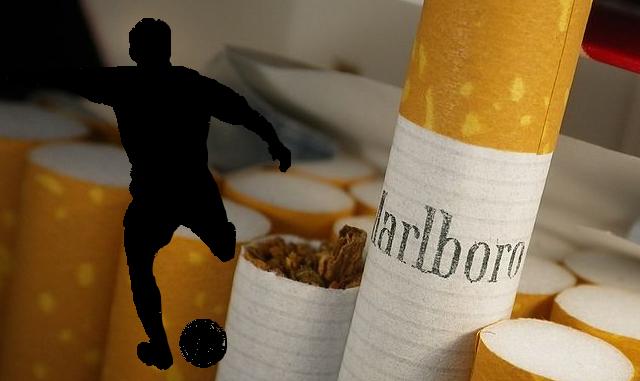 Football et tabagisme
