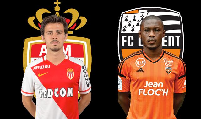 Monaco-Lorient