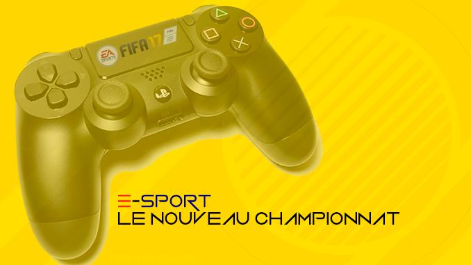 eSport : Le nouveau championnat