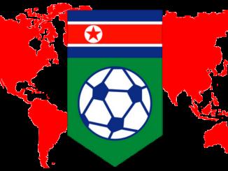 L'Équipe Nationale de Corée du Nord
