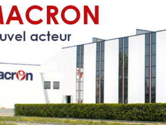 Macron, un nouvel acteur