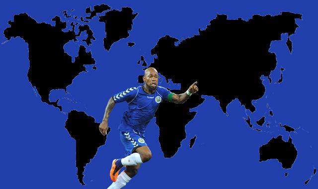 Zoom sur Ibrahim Kargbo