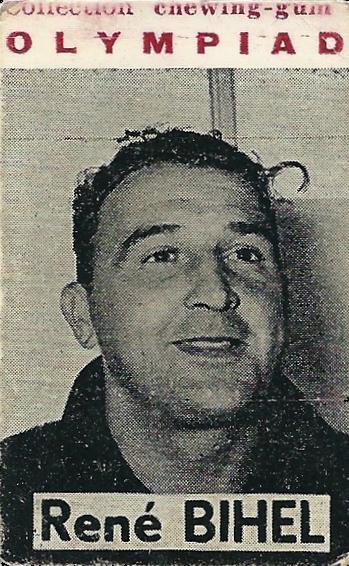 En 1946, René Bihel, avec 28 buts, finit meilleur buteur du championnat sous le maillot du LOSC.