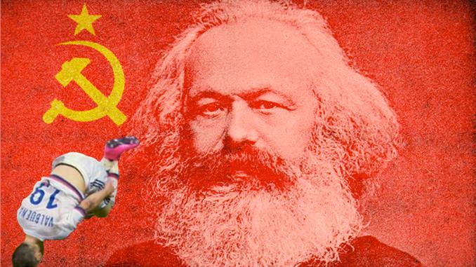 De Marx à Valbuena, la simulation