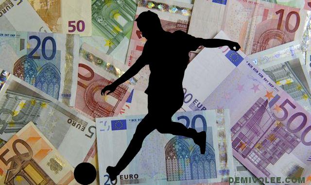 Les footballeurs ne sont pas tous millionnaires