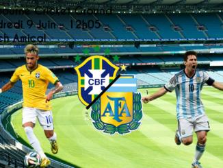 Brésil - Argentine
