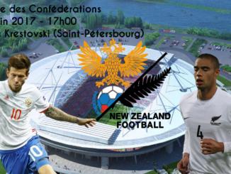 Russie - Nouvelle Zélande