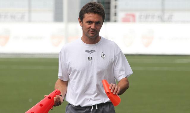 Sylvain Ripoll, l'exemplarité au quotidien
