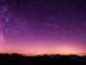 Une étoile filante