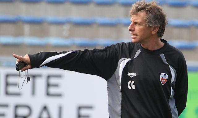 C. Gourcuff alors sous le maillot de Lorient