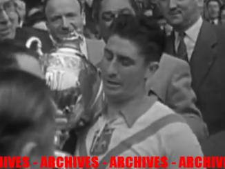 Le LOSC fut sacré lors de la Coupe de France 1953