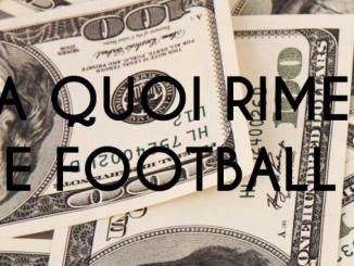 A quoi rime le football ?