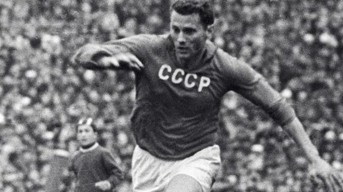 Viktor Ponedelnik à l'Euro 1960