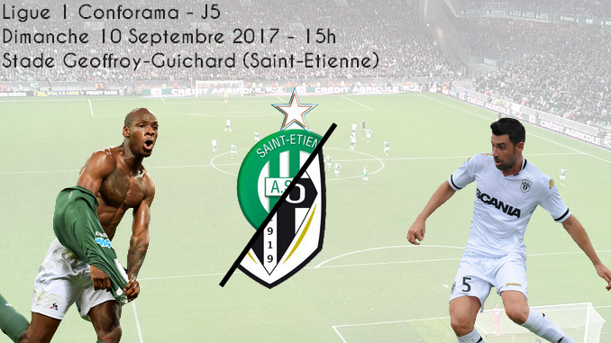 ASSE - Angers