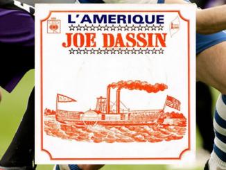 Joe Dassin, l'Amérique et le football