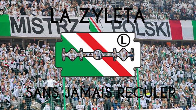 La Zyleta du Legia Varsovie