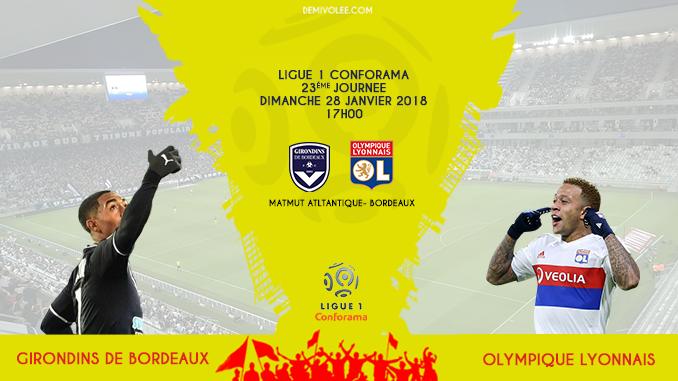 Football Club des Girondins de Bordeaux - Olympique de Lyon et du Rhône