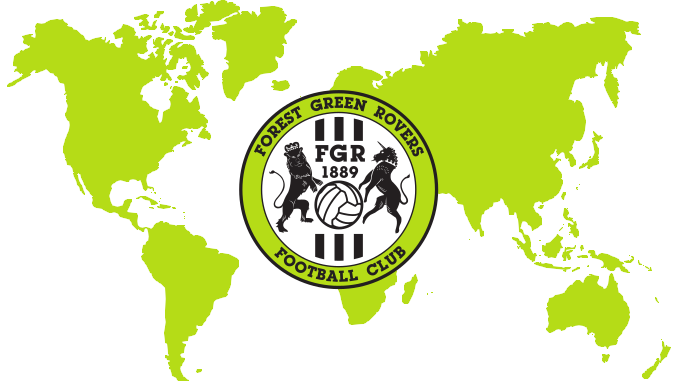 Tour du Monde - Forest Green Rovers