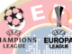 UEFA - C1 et C3