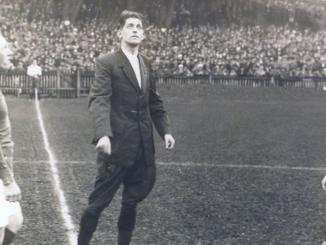 John Langenus aux alentours de 1928