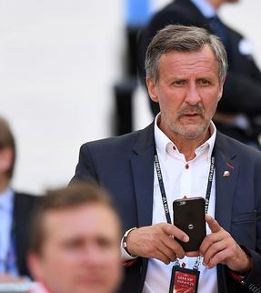 Majewski à Marseille lors du match Ukraine - Pologne de l'Euro 2016 (Getty Images)