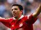Roy Makaay avec le maillot du Bayern