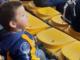 Les étoiles dans les yeux, ce gamin adore Boca Juniors (Photo publiée avec l'aimable autorisation d'hpbboss)