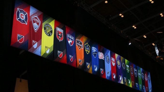 Les clubs de Major League Soccer