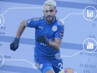 Les statistiques ont permis à Leicester de finir champion