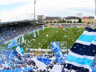 Jour de fête au Grünwalder Stadion
