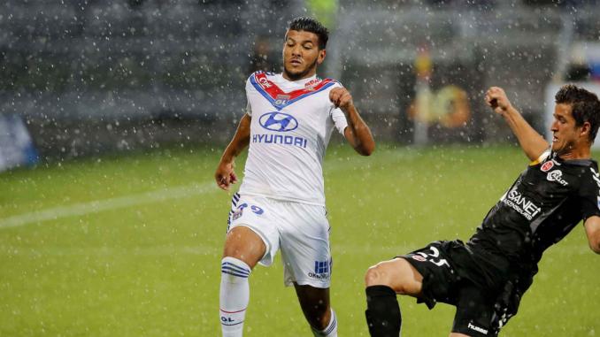 Farès Bahlouli à ses débuts