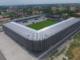 Le nouveau stade du Dunajská Streda