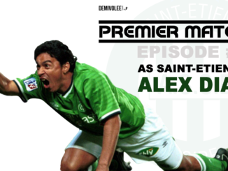 Alex Dias - ASSE - Nancy