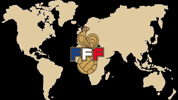 Equipe de France de football de D2