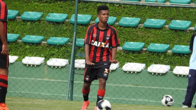 Marcos Antônio époque Paranaense