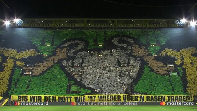 Le supporteurisme est bien développé en Allemagne, à Dortmund notamment