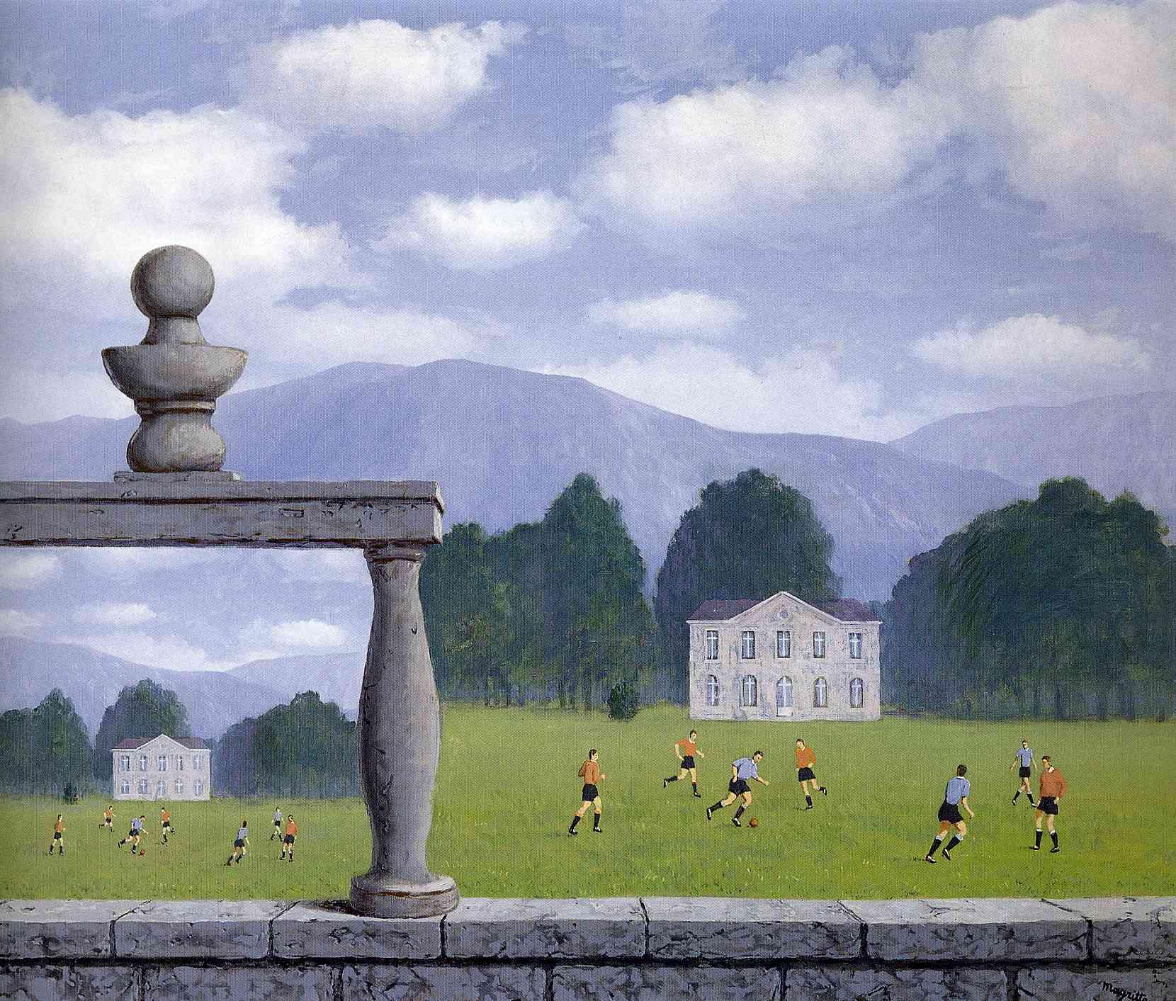 René Magritte, Représentations, 1962