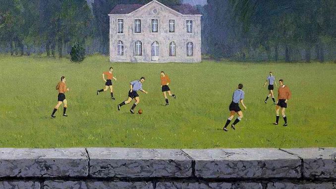 Représentation, René Magritte, 1962