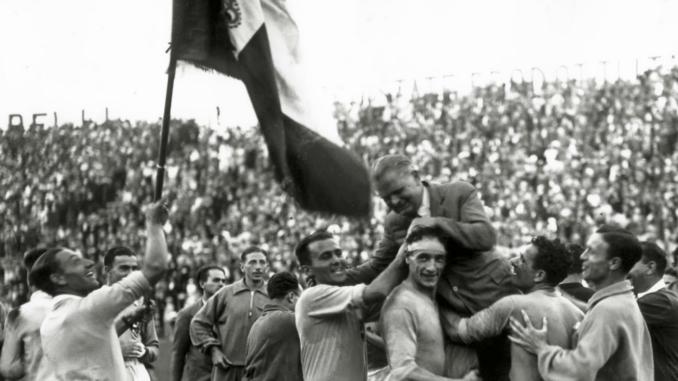 La Coupe du Monde 1934, quand Benito s'en mêle...