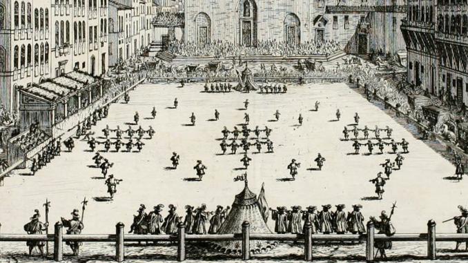 Le calcio italien, aux origines du football