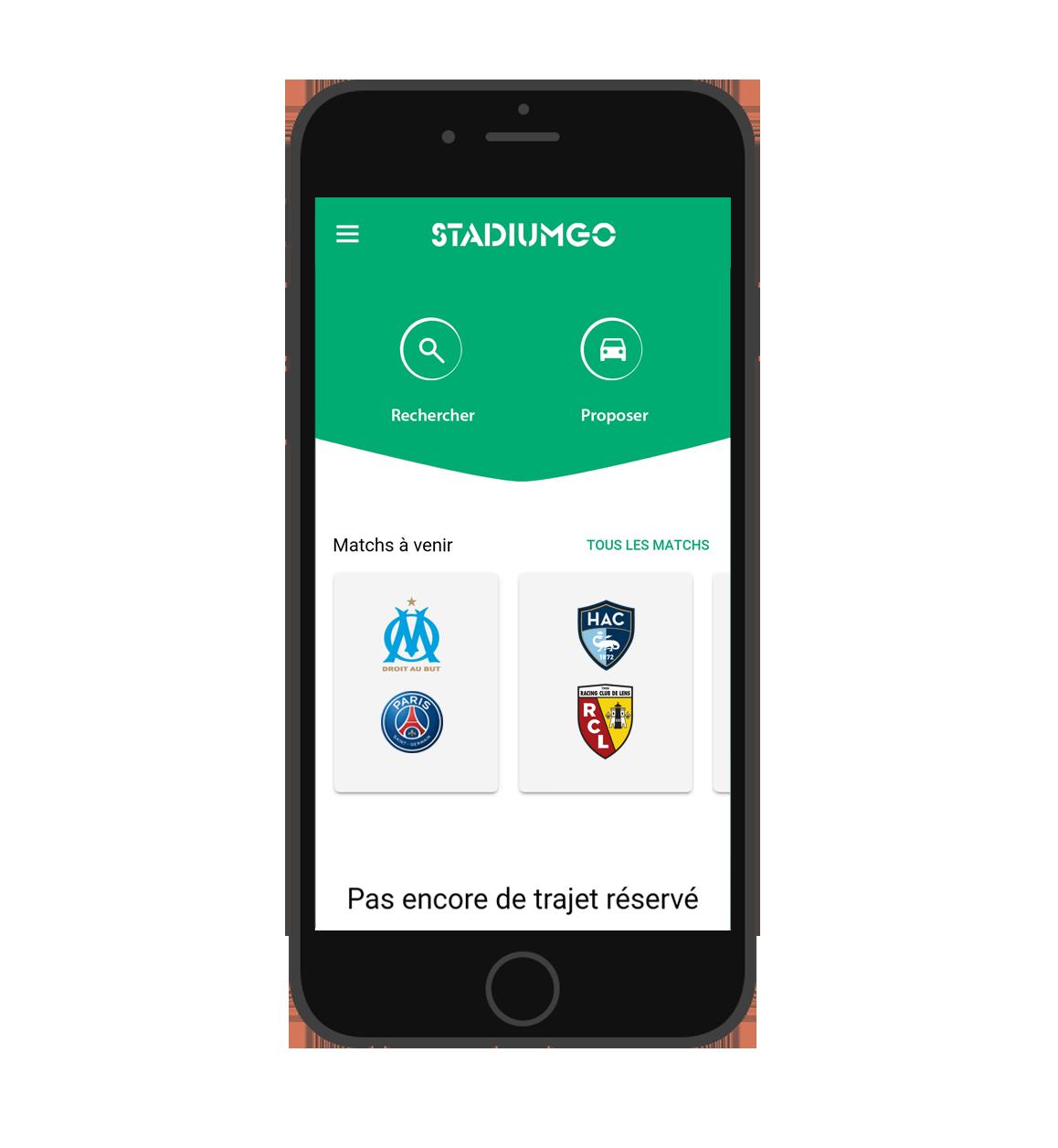 StadiumGO proposera aussi bien la Ligue 1 que la Ligue 2