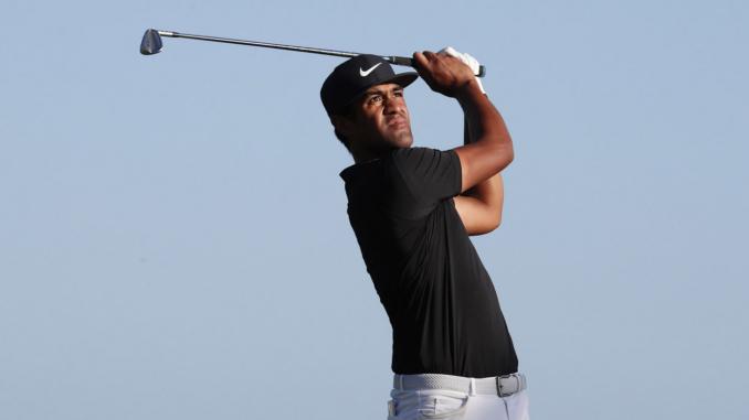 Un golfeur pas anodin, qui a bravé les inégalités