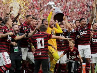 La Copa Libertadores revient incroyablement à Flamengo ! (Crédits : UOL)