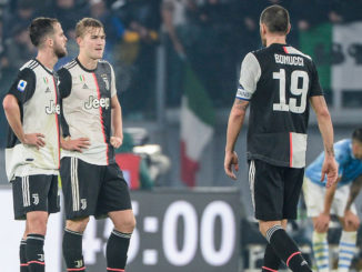Le mauvais visage que la Juve a montré face à la Lazio comme motif d'espoir ? (Crédits : Silvia Lore/NurPhoto via Getty Images)