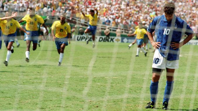 Baggio, ange maudit. (Crédits : Omar Torres)