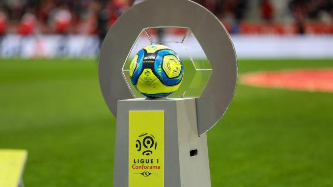 La saison de Ligue 1 2019-2020 subit un arrêt prolongé (définitif ?) à cause du coronavirus. (Crédits : Getty)